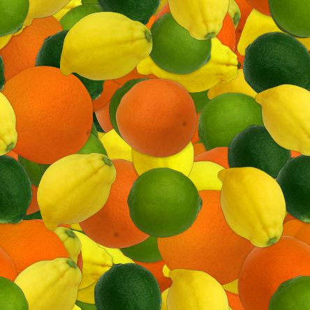 Citrus Attack 1 seamless repeating background fill