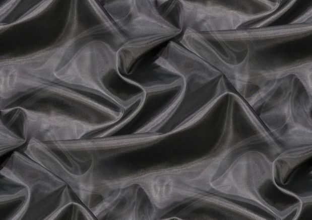 Black Silk 1 Seamless Repeating Background Image