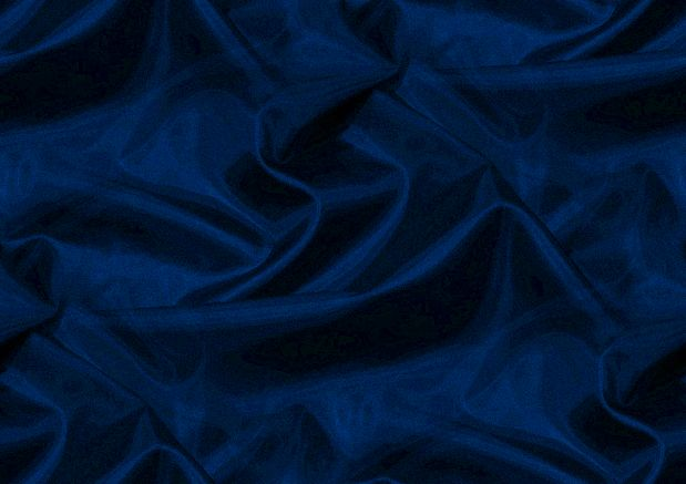 Dark Blue Silk Background