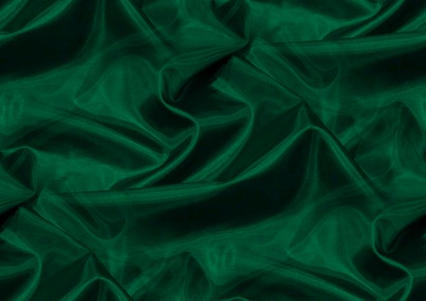 Dark Emerald Silk 2 Seamless Repeating Background Image