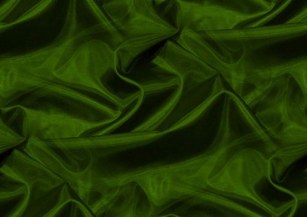 Dark Green Silk Seamless Repeating Background Image