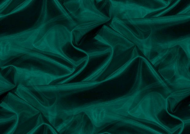 Dark Turquoise Silk Seamless Repeating Background Image